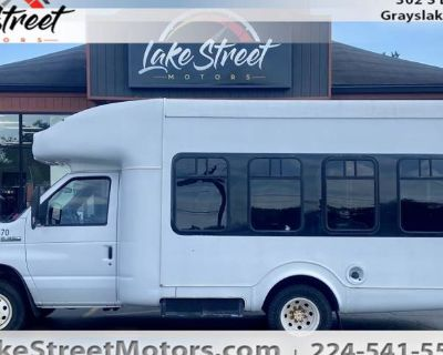 2006 Ford Econoline Commercial Cutaway E-350