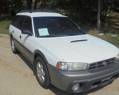 1999 Subaru Legacy Wagon Outback SSV