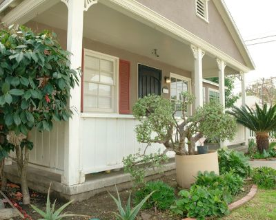 Three-bedroom with yard and office space - Monrovia