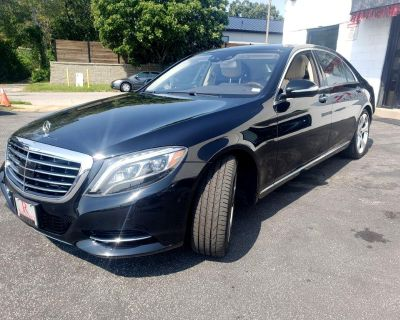 Used 2015 Mercedes-Benz S-Class S550 4MATIC
