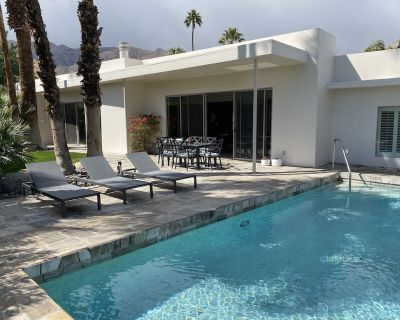 Palm Springs Modern Canyon Hideaway with views - Little Tuscany