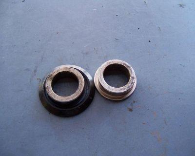 058 Yamaha Yzfr6 R6s Yzf R6 03 04 05 Rear Wheel Rim Axle Spacers