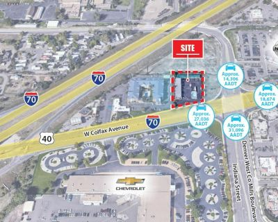 Redevelopment Opportunity 14825 W Colfax Ave