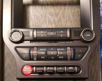 GT350 Sync 3 Radio Bezel