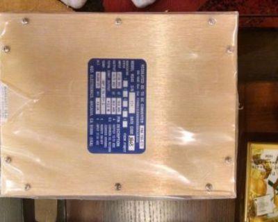 Kgs Regulated Converter Rg40 28vdc-14vdc 30a New