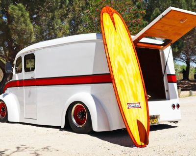 1947 Dodge COE Divco Milk Truck