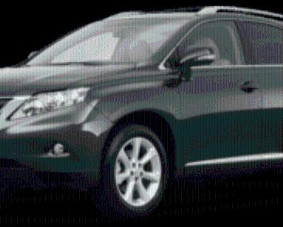 2011 Lexus RX RX 350