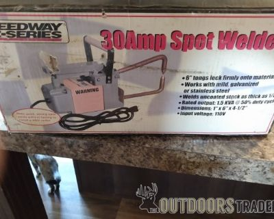 FS/FT 30amp Spot welder
