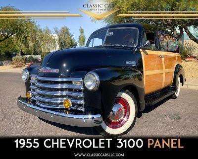 1953 Chevrolet 3100 Custom Woody Panel Truck