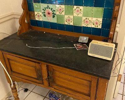 Vintage/ Antique/ Retro FULL HOME Arlington Estate Sale