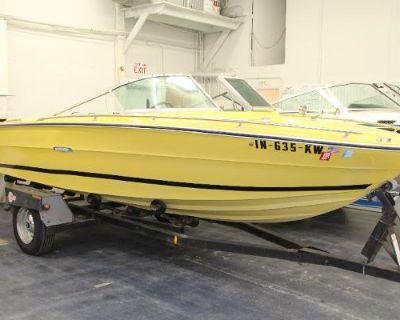 1972 Sea Ray 180 Srv Closed Bow