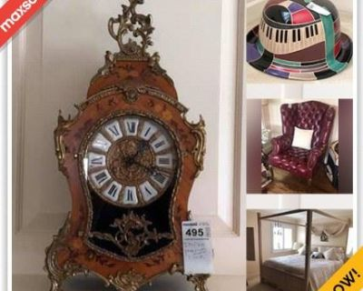 Half Moon Bay Moving Online Auction - Turnberry Court