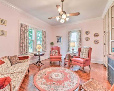 NEW! Elegant + Spacious Home, 18 Mi to Lake Norman - Lincolnton