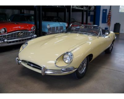 1968 Jaguar XKE Series II