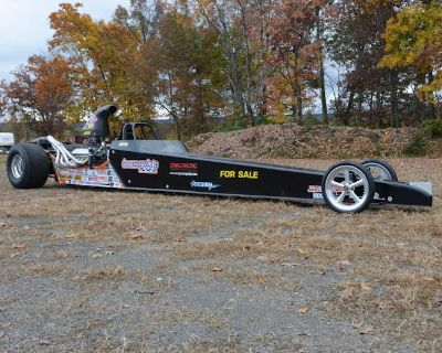 2002 ED QUAY SUSPENDED DRAGSTER