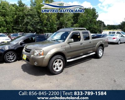 Used 2002 Nissan Frontier 4WD SC Crew Cab V6 Auto SuperCharger LB