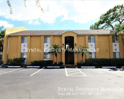Stylish 2 Bedroom Condo in Sarasota - Fully Furnished Annual Rental!