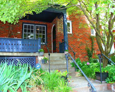 Vibrant Mock-tudor-style Home in Upper Georgetown - Glover Park