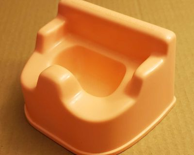 Baby doll potty chair
