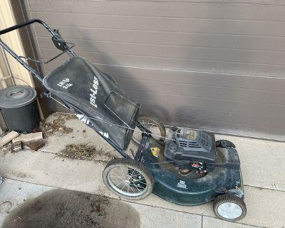 Craftsman 22 6.5 HP lawnmower
