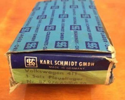 NOS Rod Bearing Set Karl Schmidt (021 105 713 A)
