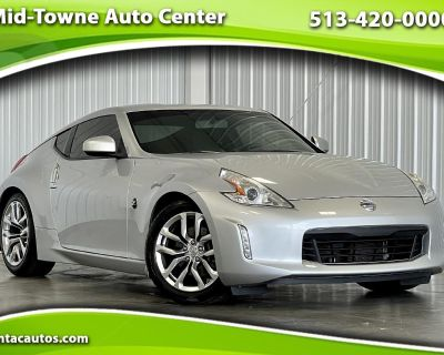 Used 2014 Nissan 370Z 2dr Cpe Manual