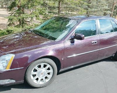 2008 Cadillac DTS 4 Door Sedan for sale Denver