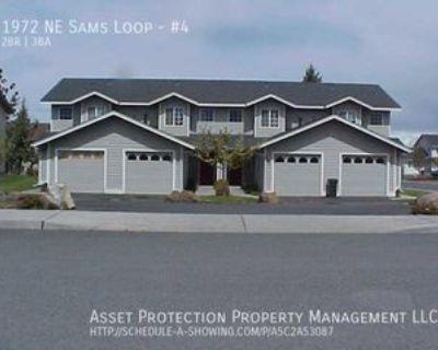 1972 Ne Sams Loop #4, Bend, OR 97701 2 Bedroom Apartment
