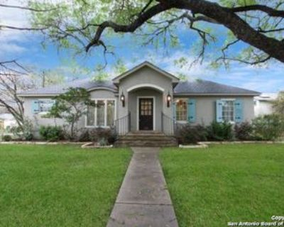 188 Claywell Dr, Alamo Heights, TX 78209 3 Bedroom House