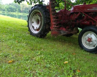 1955 Farmall Cub (Lo Boy) Tractor