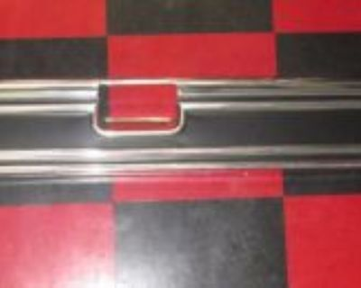 1973-1979 Ford Truck Nos Deluxe Tail Gate Trim Molding F100-f350 Ranger Lariat