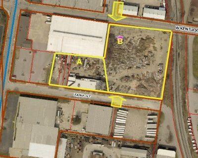 EZ-1 Opportunity Zone - Multi-Family Affordable Housing - 4 Acres