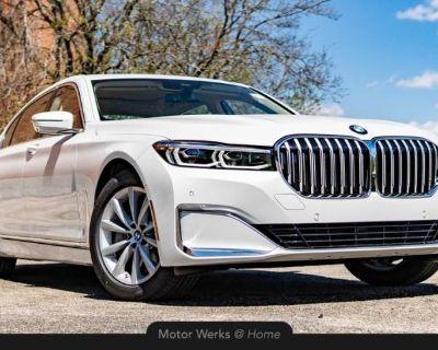 2022 BMW 7 Series 750i