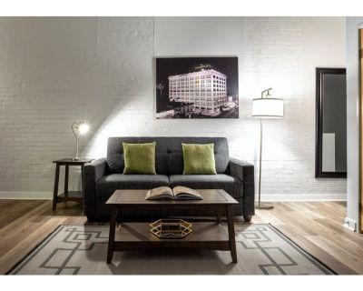 Contemporary 2BR 2BA Apartment In Downtown Indianapolis - Mile Square