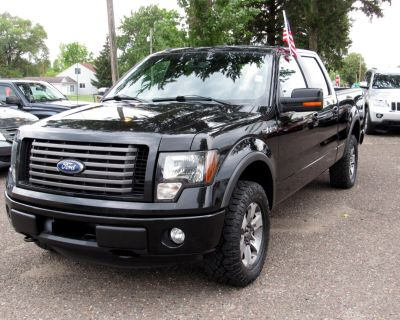 """Used 2011 Ford F-150 4WD SuperCrew 157"""" FX4"""