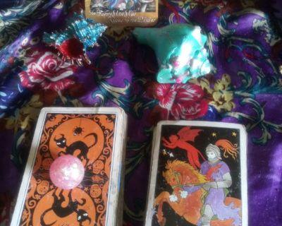 $10 Tarot card readings!!!