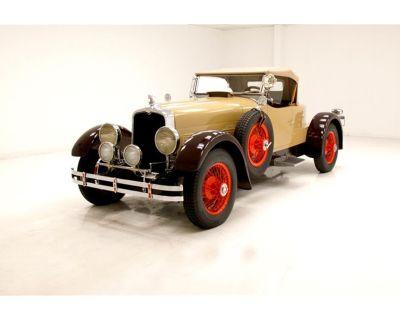 1928 Stutz Antique