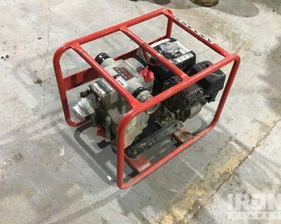 2016 (unverified) Multiquip QP-2TH Water Pump