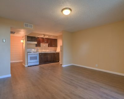 Studio with all utilities included!