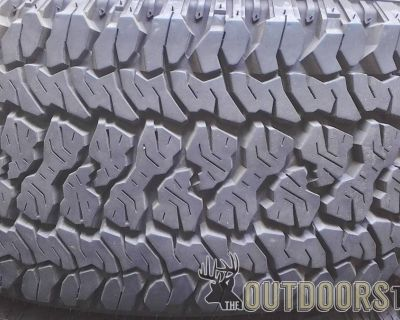 FS Kumho Road Venture tires AT's : LT 285/65 18 : E rated: