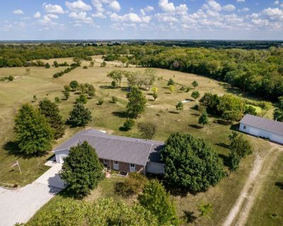 Upcoming Auction! 44.3 Acres of Hunting Land & Residence with Buildings