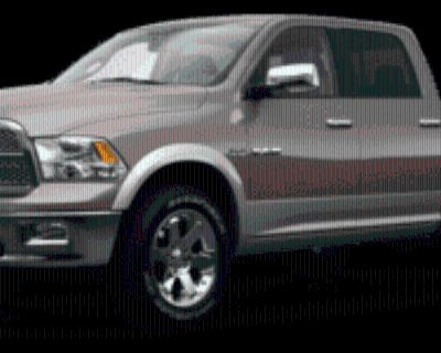 2009 Dodge Ram 1500 SLT Crew Cab Regular Bed 4WD
