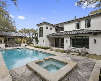 ABOVE SIGNATURE ESTATE I Up to 10 Beds I Exquisite Luxury I Close to ATX - Westview On Lake Austin