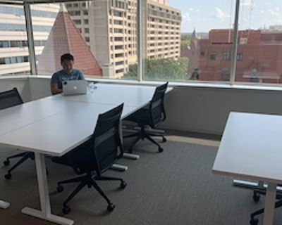 Private Office for 15 at Heyday Workplaces at Penn Ave