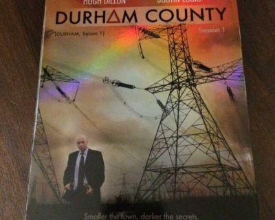 Durham County season1 DVD