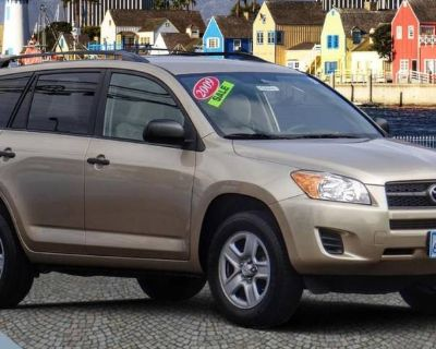 2009 Toyota RAV4 Base