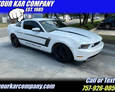 2012 Ford Mustang 2dr Cpe GT Premium