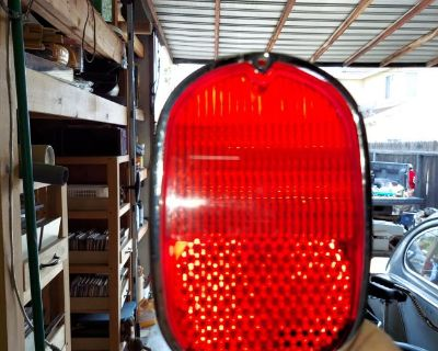 Taillight Lens and Trim