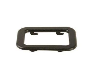 Bmw E23 E28 E30 Inside Door Handle Covering Trim Black Interior Cover Ring