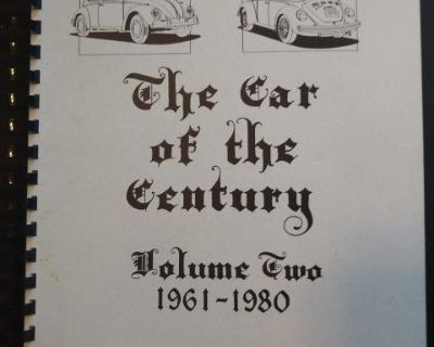 The Car of the Century - Volume Two